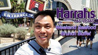 Vegas Buffet of Buffets - Pt 2: Flavors Buffet @ Harrah's Las Vegas