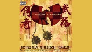 "Wu Tang ""Meteor Hammer"" feat. Ghostface Killah, Action Bronson & Termanolgy"