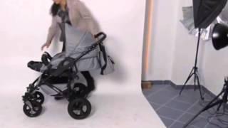 arshan.net.ru CAMARELO Q SPORT видео обзор универсальная детская коляска 2 в 1, 3 в 1 ку спорт хром