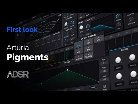 Pigments by Arturia - First Look