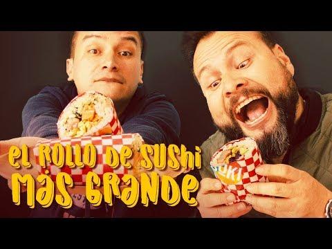 Suki Sushi Burrito