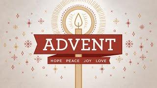 Christ, God's Manifested Love   Sunday, December 20, 2020