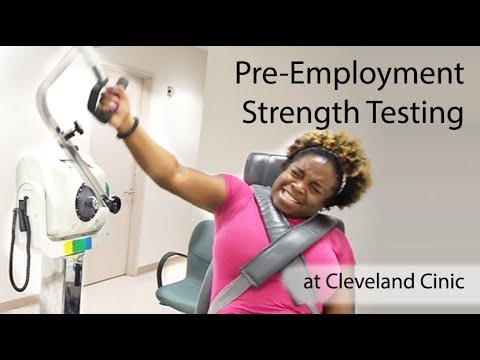 Biodex System 4 Dynamometer: Ensuring employee and patient safety –  Cleveland Clinic