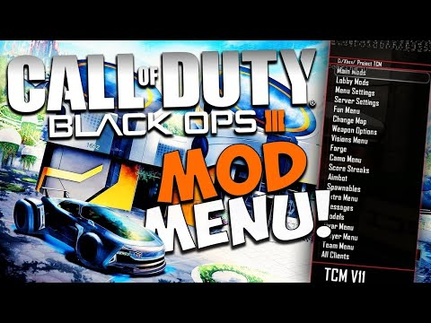 *NEW* How Install BO3 Multiplayer Mod Menu 2019 - USB Tutorial (No Jailbreak Required)