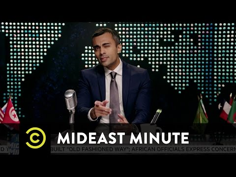 Mideast Minute - Immigration