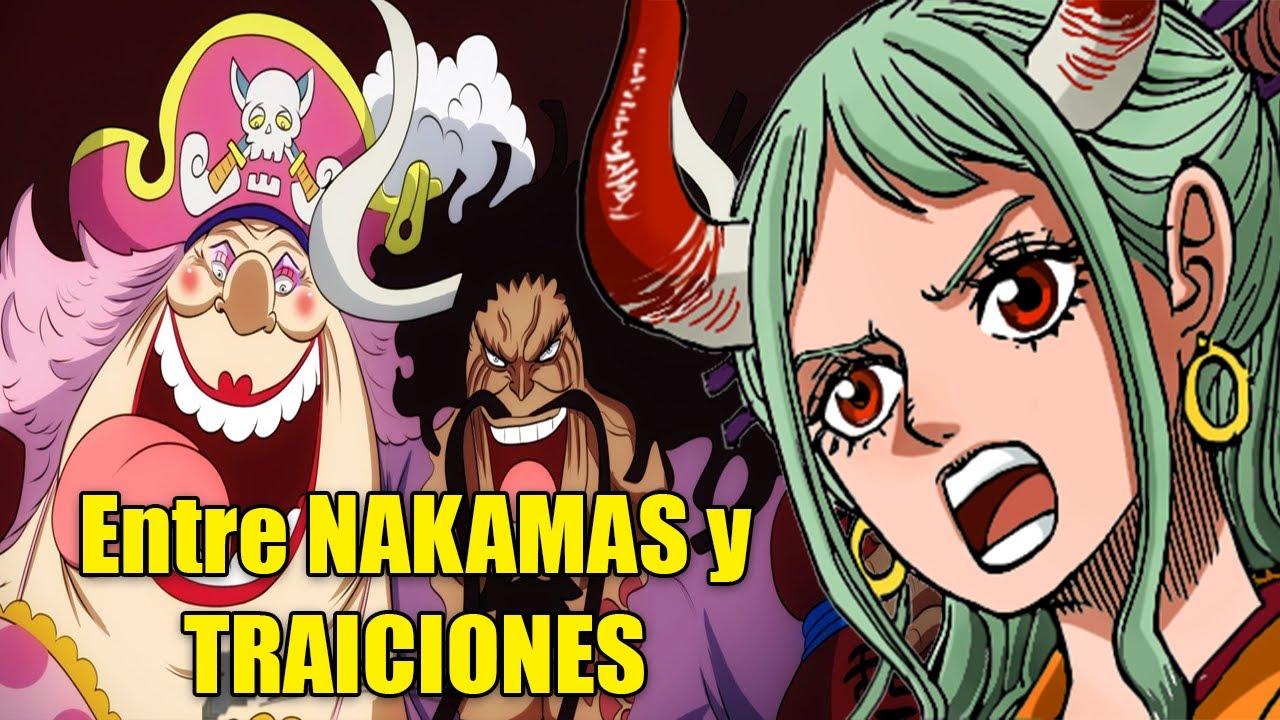 Kaido TRAICIONA a Orochi   ¿Yamato quiere ser Nakama?   One Piece Análsis