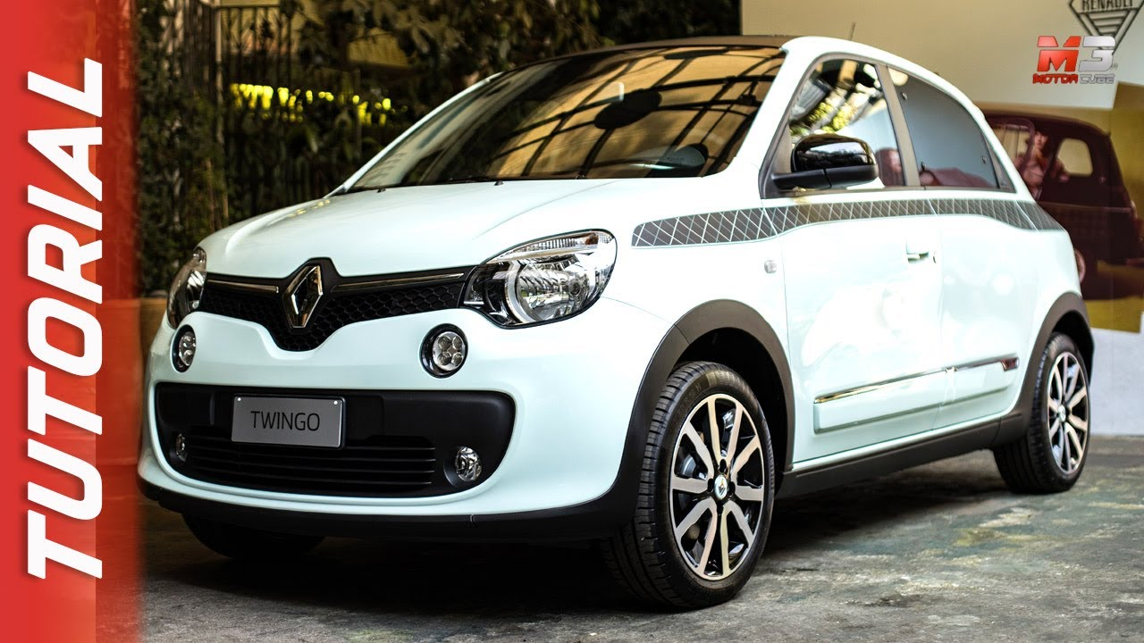 new renault twingo la parisienne 2017 francesco fontana. Black Bedroom Furniture Sets. Home Design Ideas