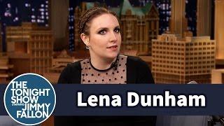 Lena Dunham Calls Howard Stern an Outspoken Feminist