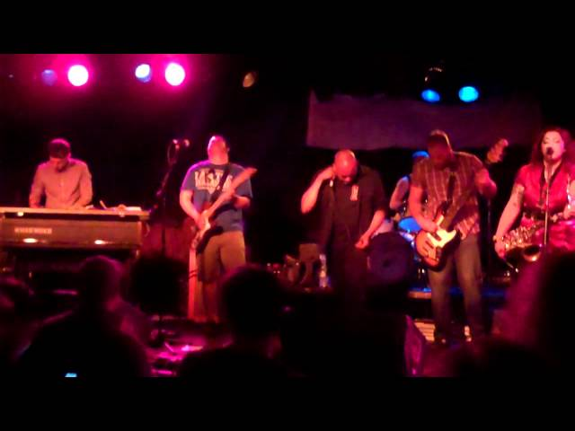 "Hub City Stompers ""Johnny Date Rape"" at The Cabooze 05.20.12"