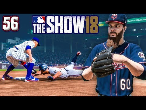 SURPRISING THE CUBS AT WRIGLEY! - MLB The Show 18 Franchise | Ep.56