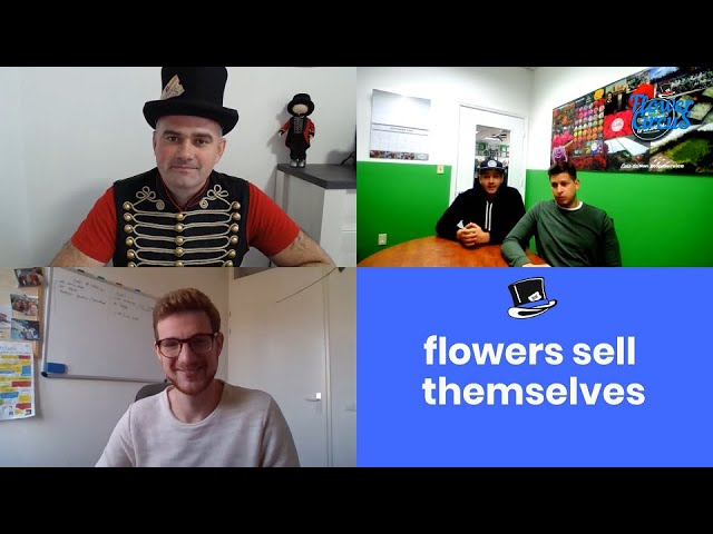 Flower Circus Talks: The Young Ones