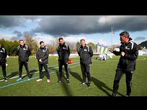Trainieren wie die Profis - Fußballschule Krassimir Balakov