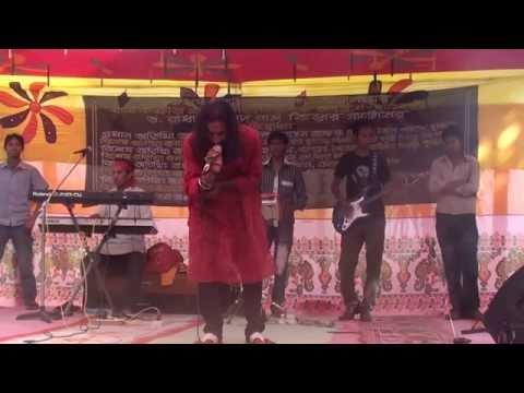 Bangla Folk Song Bideshir Songge keu Prem koiro na - Lalon Pagol Humaon