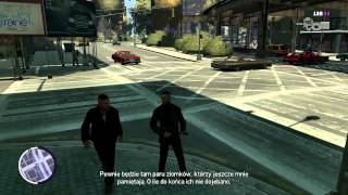 Zagrajmy w GTA IV The Ballad Of Gay Tony - walki w klatce #12 PL