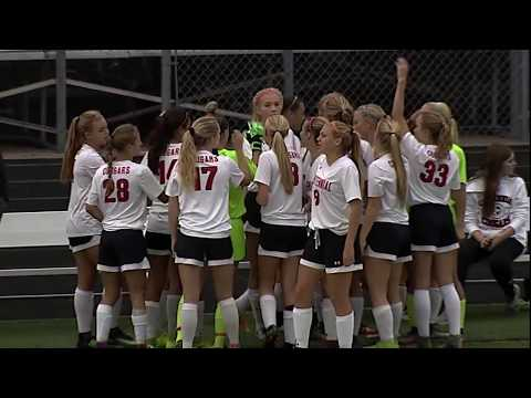 Girls Soccer Blaine at Centennial - 10.5.17