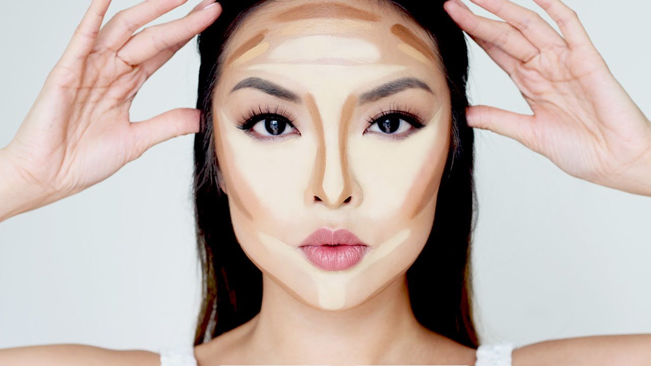 HOW TO: Contour and Highlight For Beginners | chiutips - YouTube