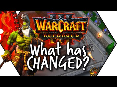 Warcraft 3 Reforged: What Has Changed? Is It Worth It For Anyone AT ALL?
