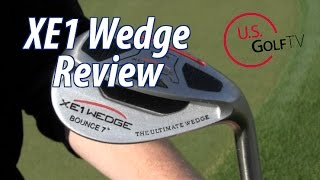 XE1 Wedge Review: As Seen on the Golf Channel
