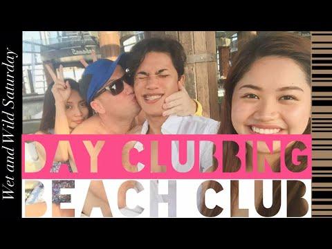 Aqua Beach Club Day Clubbing (Angeles City)