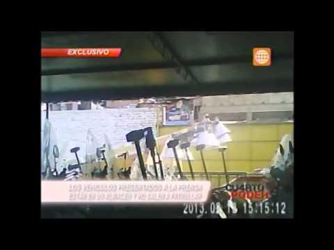 La gran farsa de la Municipalidad de Lima-Cuarto Poder 17-2-2013