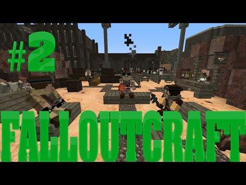 FalloutCraft #2 [Как я стал модным]