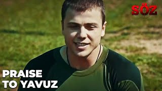 Aşık Thinks Yavuz Looks Like Brad Pitt | The Oath