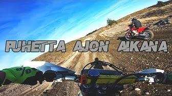Mitä kaikkea tulee puhuttua Motocrossia ajaessa? | Lavanko MX