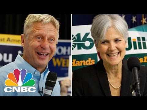 How Third-Party Candidates Played Into The Election | CNBC