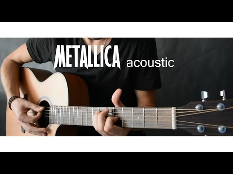 Tribute to Metallica - acoustic MEDLEY HQ