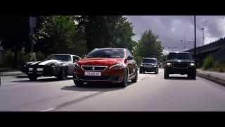 Peugeot 308 GTi I Push The Limits