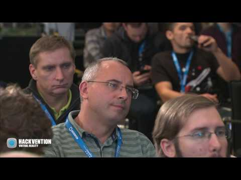 BUILDING INTERACTIONS FOR VR ENGINEERING APPLICATIONS // Petr Legkov