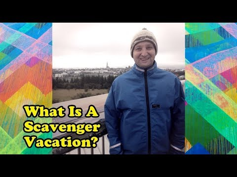 Scavenger Life Episode 326: What Is A Scavenger Vacation?