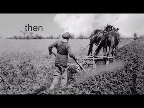 Agriculture Then and Now: Soil Preservation