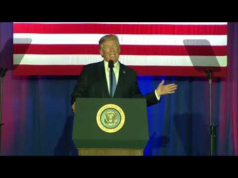 President Donald Trump full speech on new tax plan