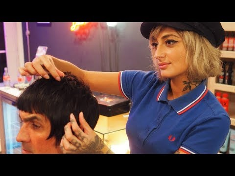 How to Style: Modern Mod Haircut Tutorial with Toastie Styles