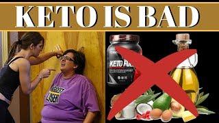 The KETO Diet Is BAD: Jillian Michaels