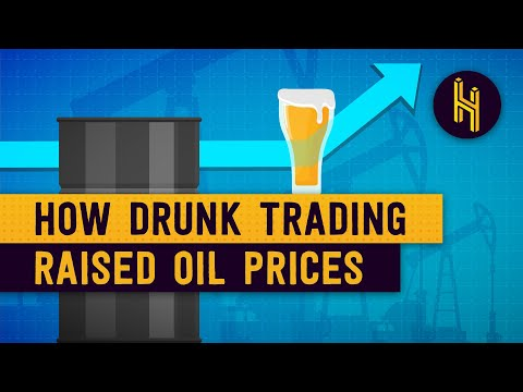 How Global Oil Prices Were Raised $1.50 by a Drunk Trader
