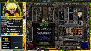 Diablo 2 - Holy Grail Sorc - GG FIND #53