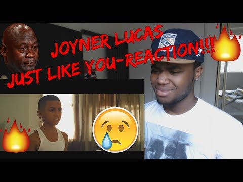 Joyner Lucas - Just Like You (508)-507-2209-REACTION!