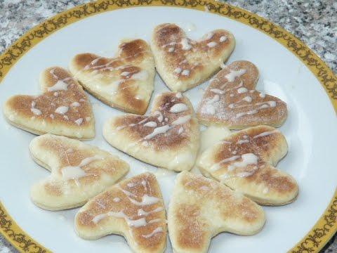Печенье из детства в формовой сковороде, печенье на