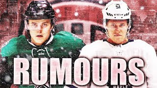 NHL Rumours: Habs Looking To Trade For Julius Honka & Sign Jake Gardiner (Montreal Canadiens Talk)
