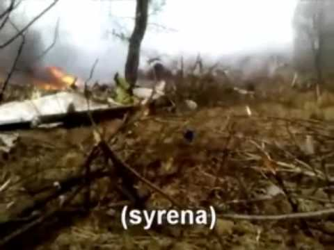 Polish president's plane crash survivors shot after plane crash! NWO BS! TLKV!