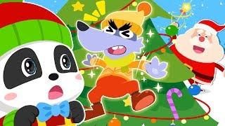 ????大灰狼的聖誕禮物   最新聖誕節兒歌   大灰狼童謠   奇妙救援隊動畫   鯊魚卡通   寶寶巴士   奇奇   妙妙   BabyBus