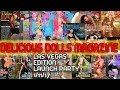 Pinup Girls of Pinup Magazine Delicious Dolls LV Edition The Golden Tiki Las Vegas party