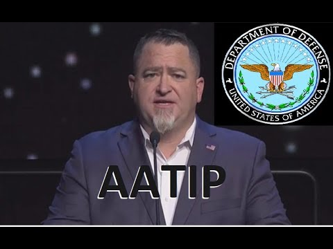 AATIP - Advanced Aerospace Threat Identification Program