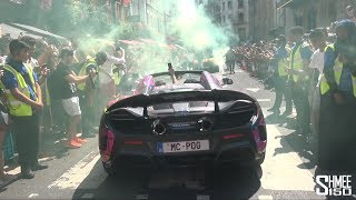 The Complete Start of the 2018 Gumball 3000 Supercar Rally!