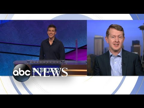 Jason Hurst - James Holzhauer Wins 30th Jeopardy!  Ken Jennings Reacts