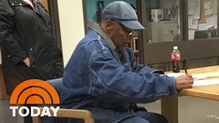 OJ Simpson Released From Prison After 9 Years Behind Bars | Sunday TODAY