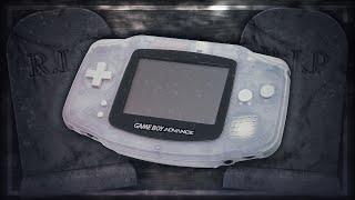 Leben und Tod dęs Gameboy Advance