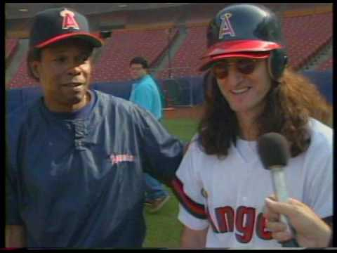 RUSH at Anaheim Angels 1992